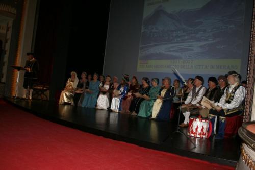 Teatro Puccini I Cantori e la Storia 2017