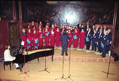 2001 GRAZ CONCERTO AL MINORITENSAAL