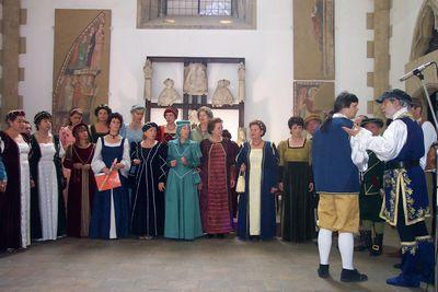 2005 NAPOLI CAPELLA PALATINA MASCHIO ANGIOINO