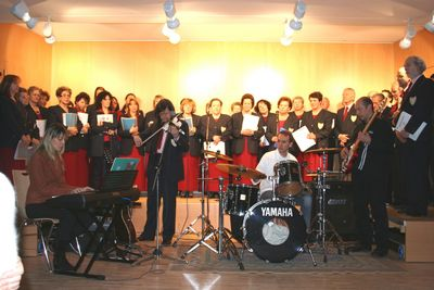 2006 CANTANDO IN ALLEGRIA con Band