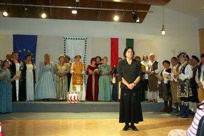2008 Concerto alla sala di Musica al Castello di Pomaz - Budapest