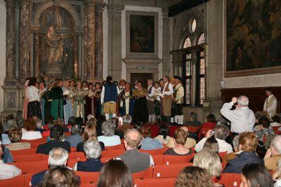 2008 Venezia Scuola Grande di S.Giovanni Evangelista 2008